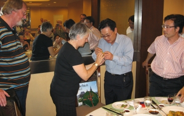 ASG-Reise 2007 in China