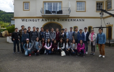 Trierfahrt 2017