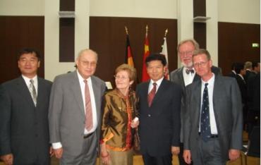 Neuer Generalkonsul in Frankfurt
