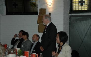 SPAFFC-Delegation in Aachen (Juli 2011)